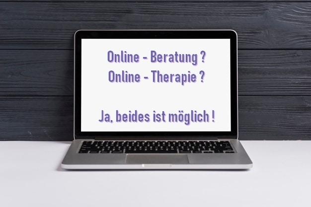 Online- Beratung und Online-Therapie beim Heilpraktiker für Psychotherapie Günter Richter