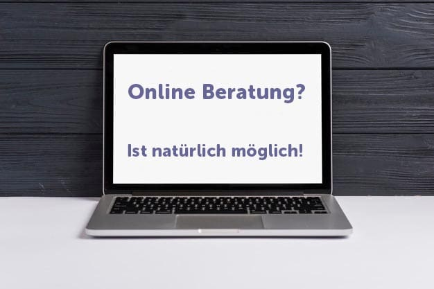 Online- Beratung beim Heilpraktiker für Psychotherapie Günter Richter